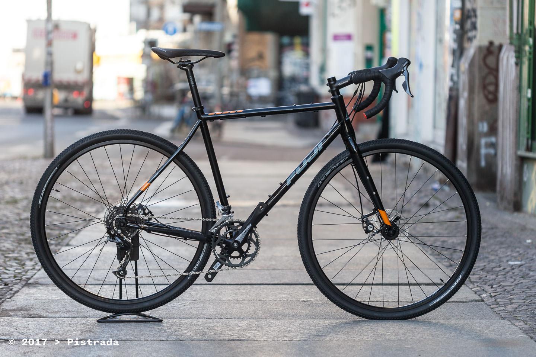 Fuji Jari 2.5 > Gravel Bike für Einsteiger