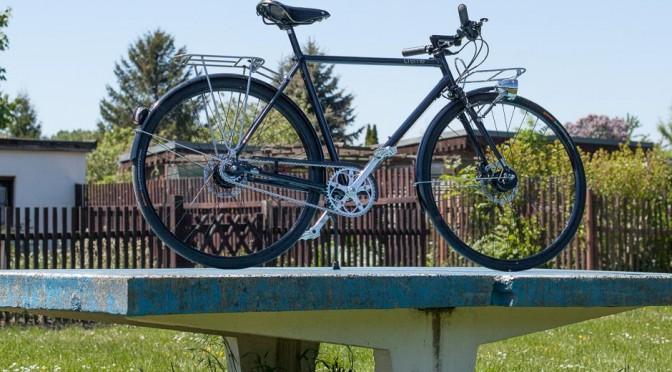 Creme Cycles Ristretto 2015 Schwarz