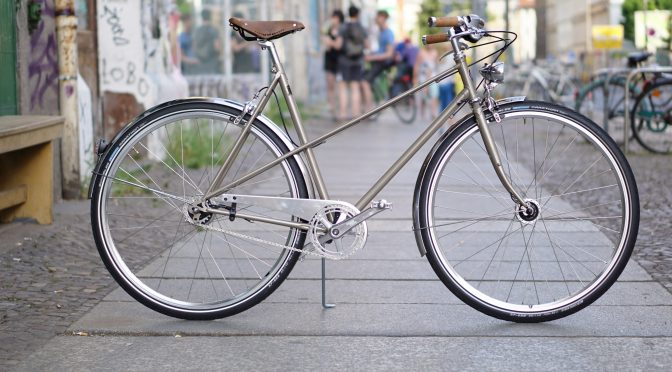 Velò-Ce > Draisina Mixte: For Ladies