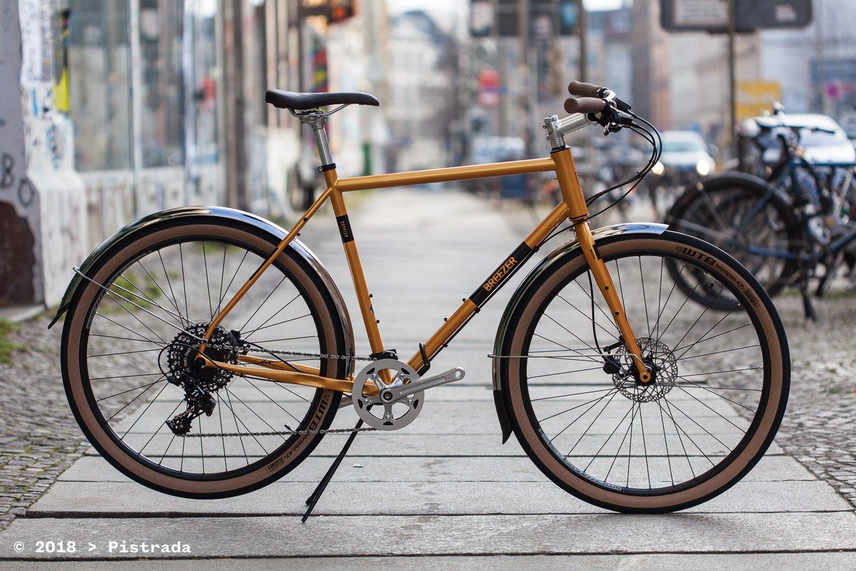 Breezer Bikes > Doppler Café > sportlich und entspannt