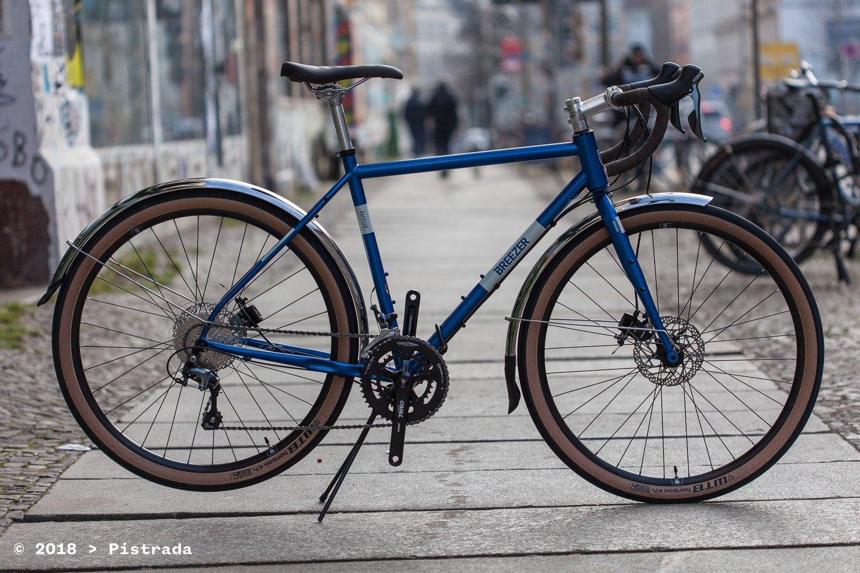 Breezer Bikes > Doppler Pro > Sport und Komfort