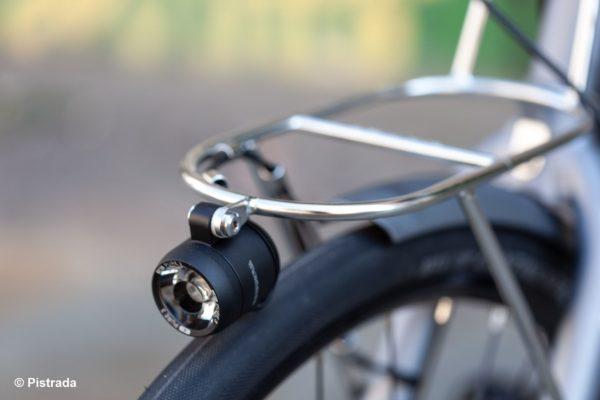 Vorderlicht - Creme Cycles - Ristretto Thunder Moonlight - Pistrada - Fahrradladen im Westen von Leipzig