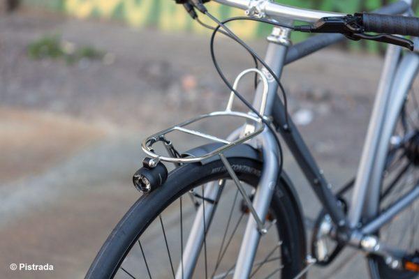 Front- Creme Cycles - Ristretto Thunder Moonlight - Pistrada - Fahrradladen im Westen von Leipzig