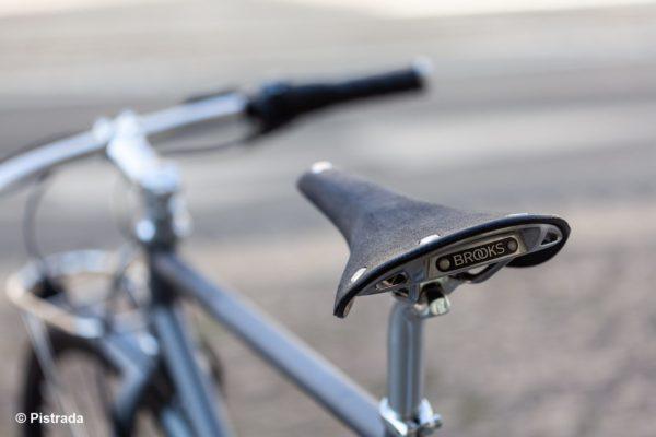 Brooks Sattel - Creme Cycles - Ristretto Thunder Moonlight - Pistrada - Fahrradladen im Westen von Leipzig