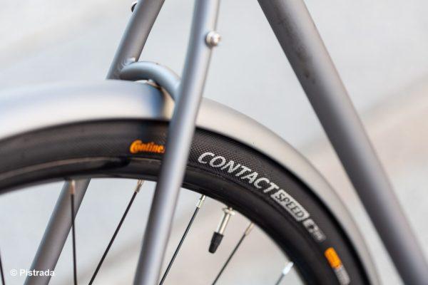 Continental Reifen - Creme Cycles - Ristretto Thunder Moonlight - Pistrada - Fahrradladen im Westen von Leipzig