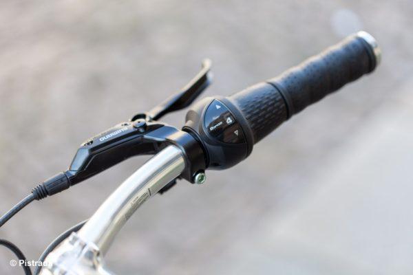 Schaltgriff - Creme Cycles - Ristretto Thunder Moonlight - Pistrada - Fahrradladen im Westen von Leipzig