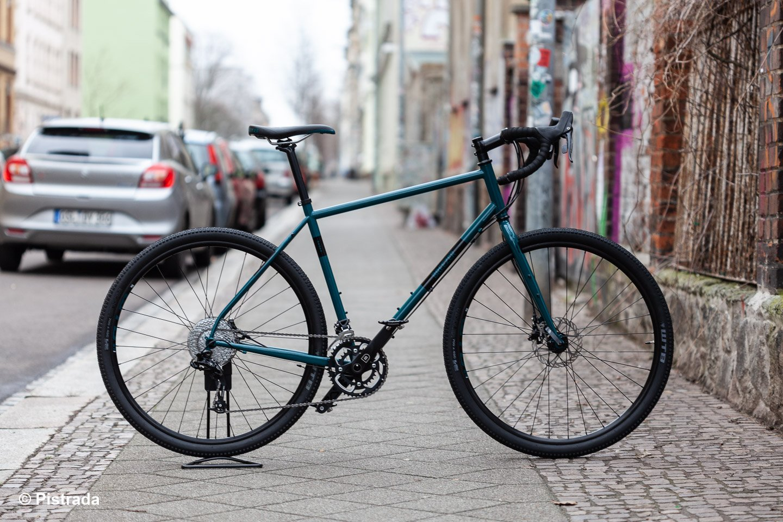 Seitenansicht - Breezer Bikes / Radar Pro - Das 29er Gravelbike - Pistrada Fahrradladen Leipzig