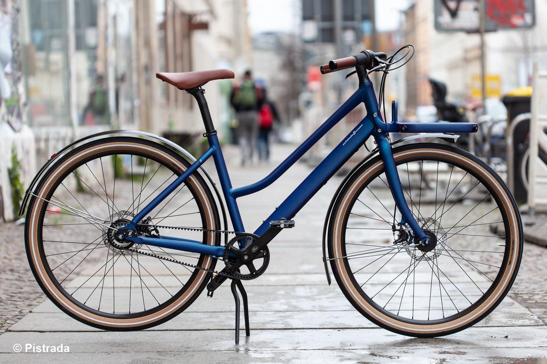 Seitenansicht - Schindelhauer Greta / Die Alleskönnerin / Pistrada Fahrrad Leipzig
