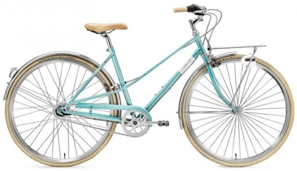 creme_caferacer_lady_solo_turquoise_flat_komplett