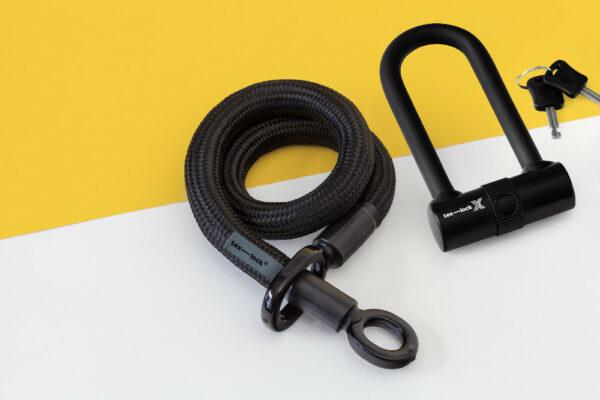 pistrada tex lock S black X Lock