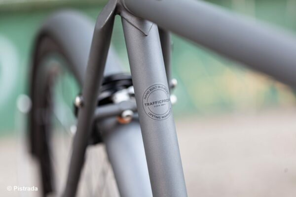 Creme Cycles Caferacer Man Solo Anthrazit Pistrada